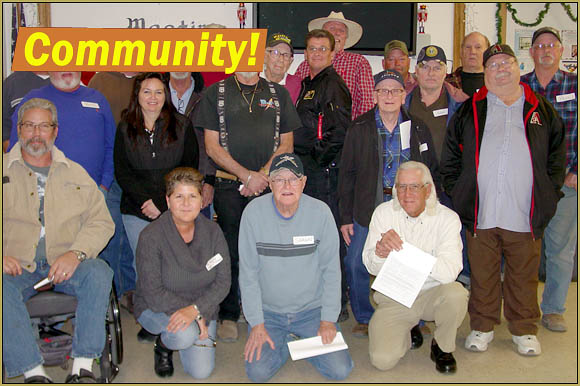 The Golden Eagles RC Club is strong in the Kingman community! ... offering Demo Flights and model airplane demonstrations to organizations interested in learning about the hobby.