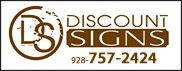 Thank You Discount Signs for Supporting the Golden Eagles RC Club!