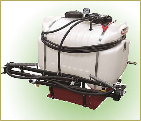 40-Gallon Sprayer from Tractor Supply.