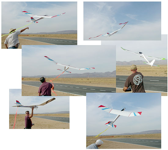 "The Kingman Golden Eagles RC Club held a ""GLIDER DAY"" on Saturday 10/24/20"